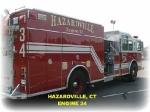 Hazardville FD
