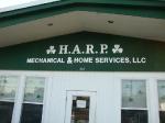 HARP Building letters