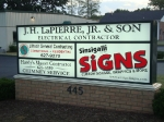 All Kinds of Commercial Signs