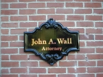 Attorney John Wall