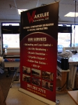Portable Signs for Trade Shows
